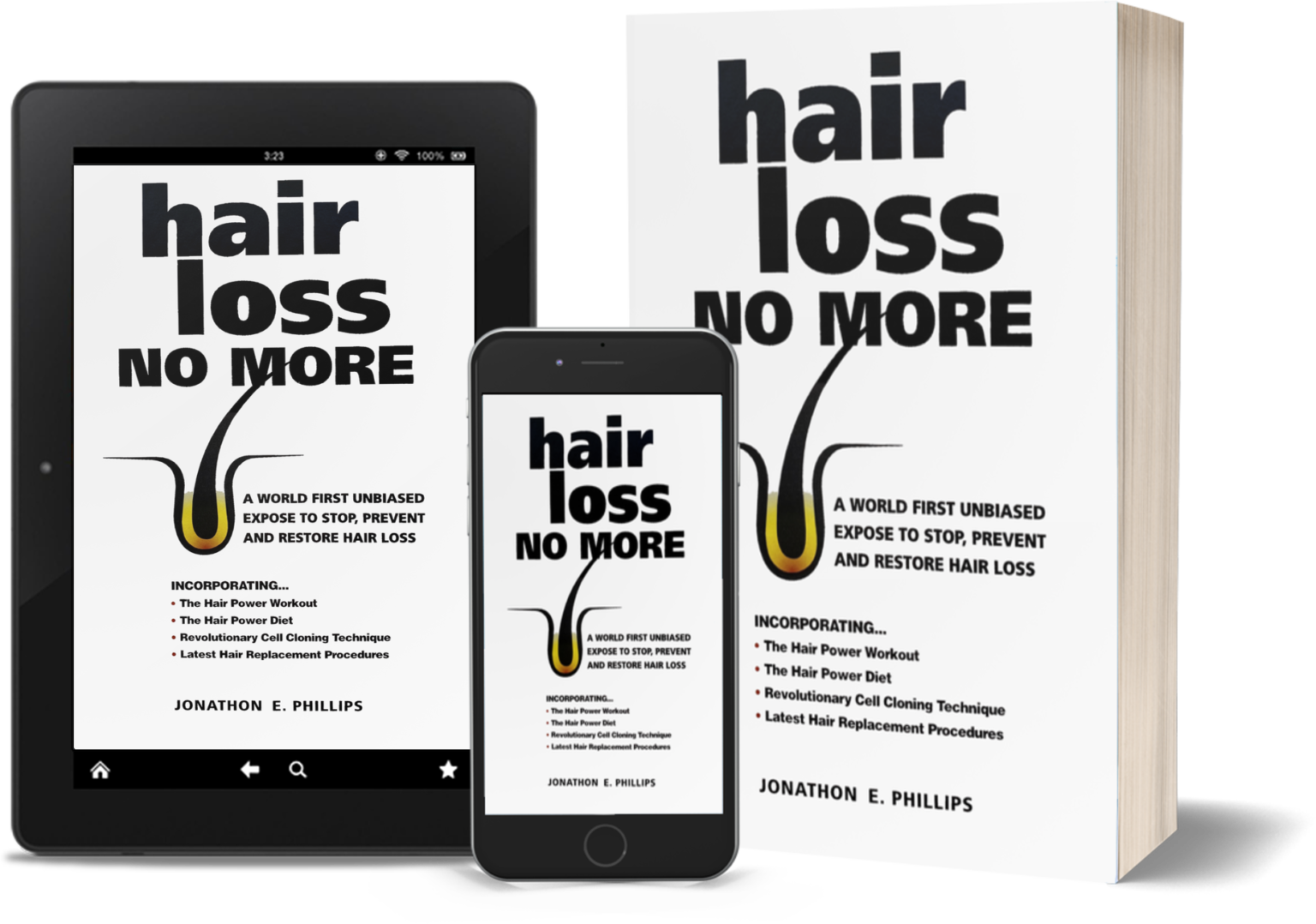 hairlossnomore ebook